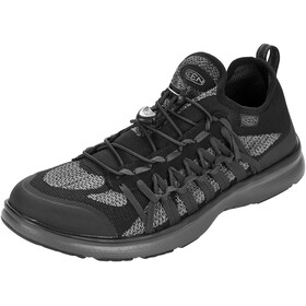 Keen Uneek Exo Shoes Men Black/Steel Grey